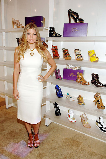 Power Moves: Fergie Launches New Shoe Line