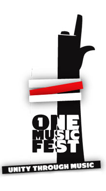 one music fest logo