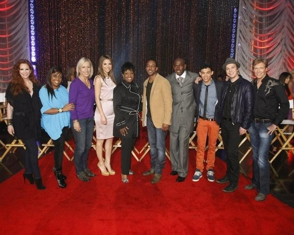 dancing with stars 2012