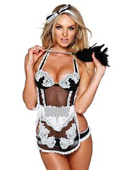 Sexy Little Things French Maid = $78  [Victoria Secret]