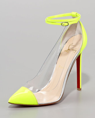 Christian Louboutin Illusion Pump