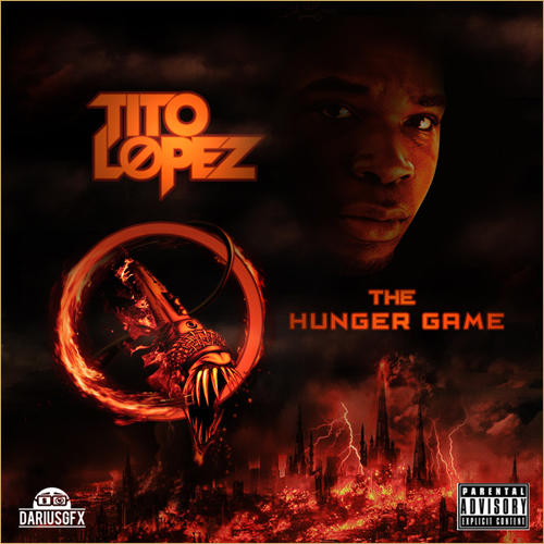 tito lopez Hunger_Game_Cover