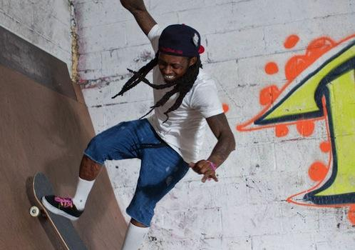 lil wayne talks new supra shoe line at magic stacks magazine