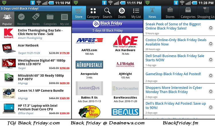 The-Black-Friday-App