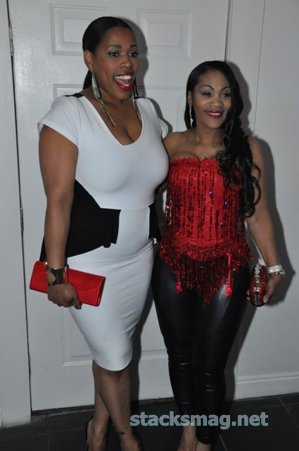 Nicci Gilbert & daughter Brandy Lynn (R&B Divas)