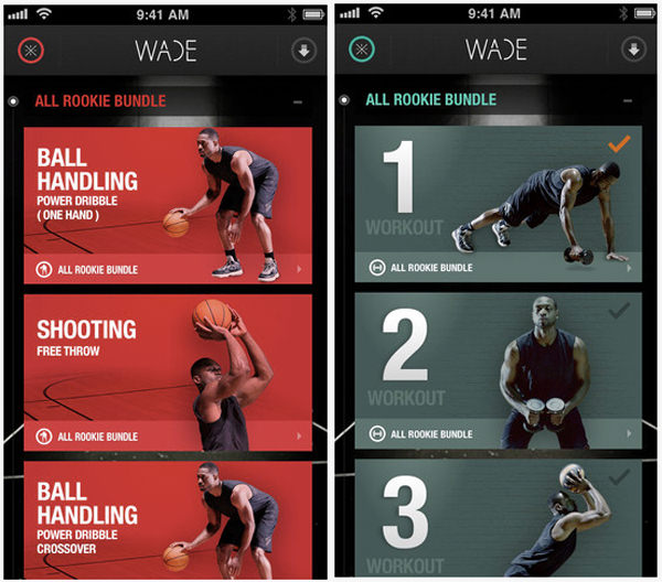 Step up your b ball skills with new dwyane wade driven app step up your b ball skills with new dwyane wade driven app voltagebd Gallery