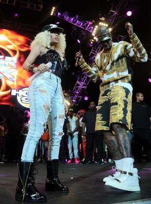 Nicki Minaj & 2 Chainz