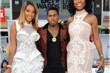 Angela Simmons, Bobby V, & Brandy -- 2013 BET Awards Pre-Show