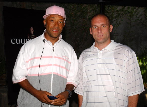 "Russell Simmons ""Work Hard...Play Harder"" Lounge Sponsored by Courvoisier and W Hotel - Arrivals"
