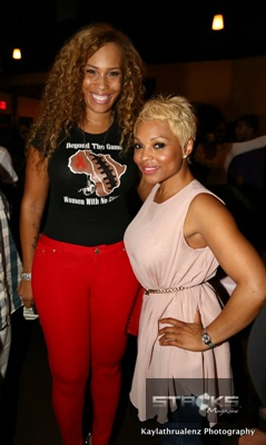 Gocha & Chanita Foster (Beyond The Game)