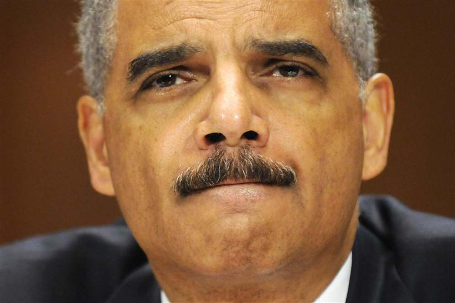File photo of Holder testifying before the Senate Judiciary Committee on Capitol Hill in Washington