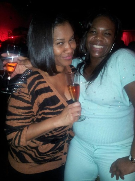 Kisha Tate (Owner) & Kandisse Taylor (Mgr of Operations)