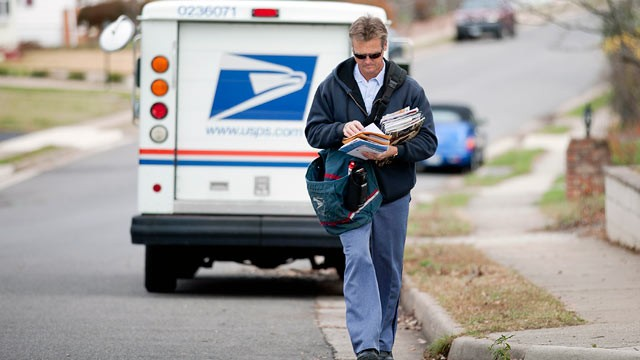 the us government should help the usps get out of debt