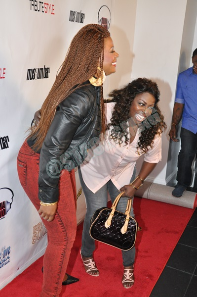 Syleena Johnson & Angie Stone