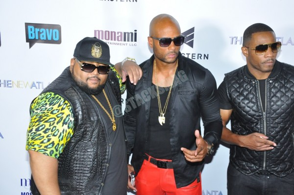 "Jazze Pha, Jevon ""Vawn"" Sims, & Guest (The Unknowns)"
