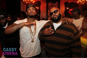 The Game & Suge Knight