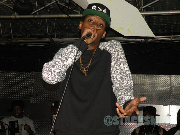 SL Jones @ A3C Hip Hop Festival - Grand Hustle Stage