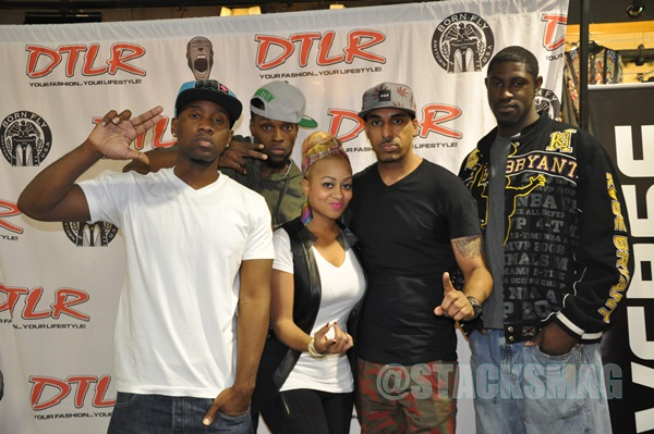 DJ Sweetbox Jones, Beestroh & final contestants