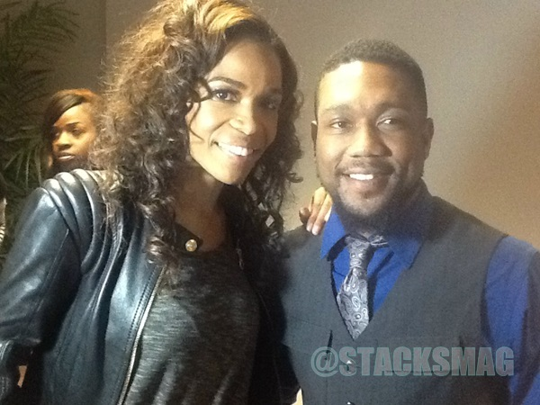 Michelle Williams & Dameon Daniels (STACKS Mag)