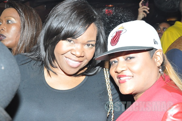 Michelle Brown (StraightFromTheA.com) & Ms.Bels