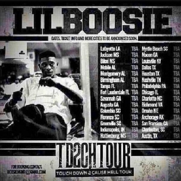 Boosie-tour