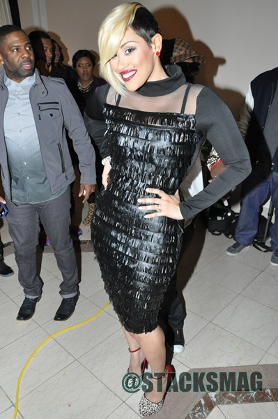 R&B Diva KeKe Wyatt Returns The Love @ Fan Appreciation Party