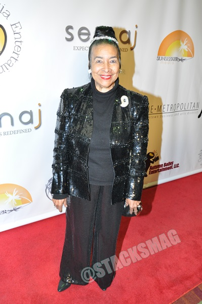 Xernona Clayton, CEO/Founder, Trumpet Awards Foundation, Inc