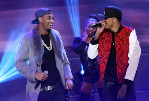 Trey Songz & August Alsina
