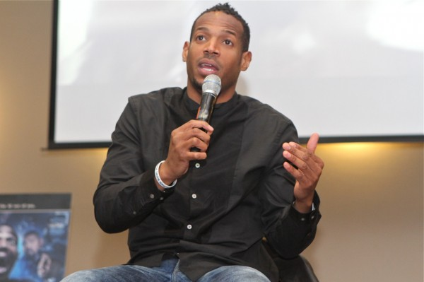 Marlon Wayans @ ATL Press Reception 3