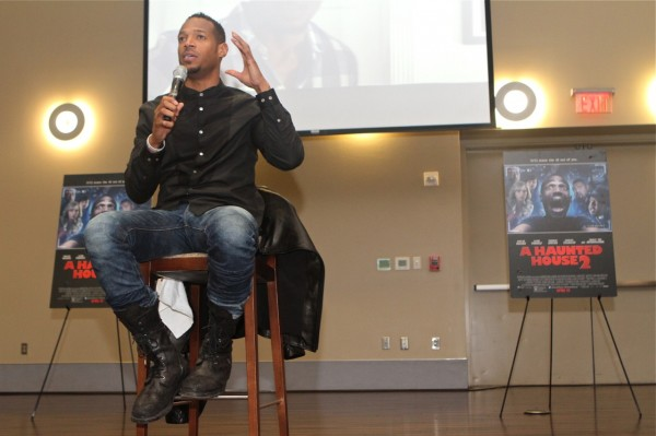 Marlon Wayans @ ATL Press Reception 6