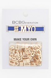 BCBG Affirmation Customizable Bracelet - $25 (Nordstrom)