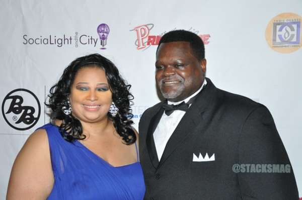 Rhonda & John Wilkins, CEOs - Legendary Awards Foundation and Divas Unlimited Inc
