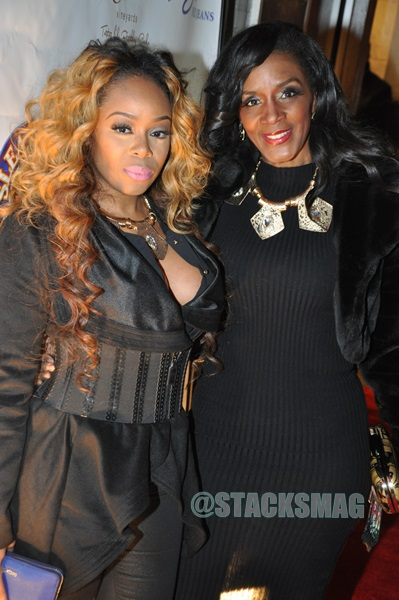 Shay Johnson & Momma Dee