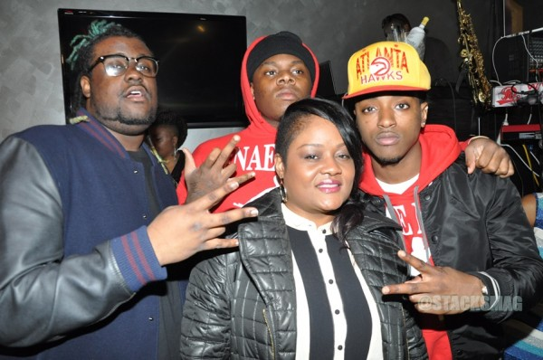 """Nae Nae"" Dance group WeAreToonz & Ms Bels, STACKS Mag"