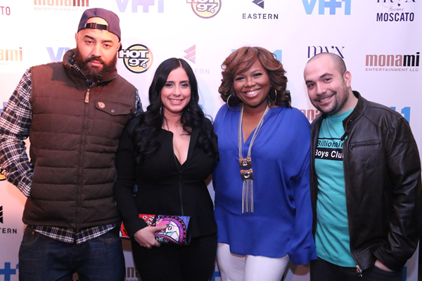 Ebro, Laura Stylez, Mona Scott-Young & Paul Rosenberg