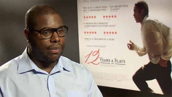 Steve McQueen talks about 12 Years a Slave