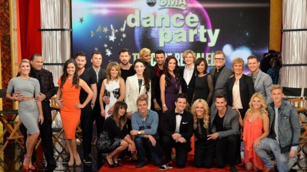 dancing with the stars cast season 18 abc handout