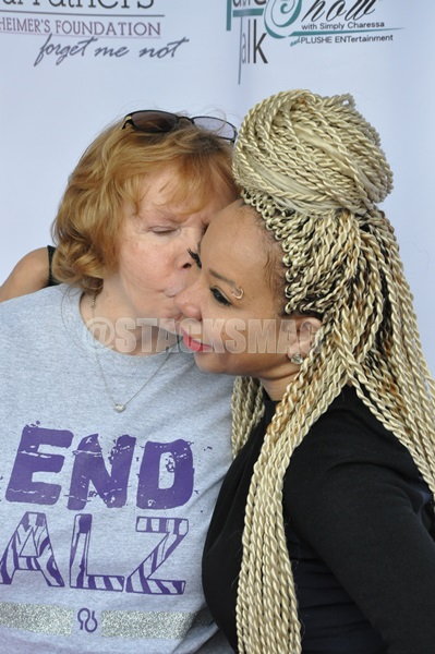 "Dianne Pope & her daughter, Tameka ""Tiny"" Harris"