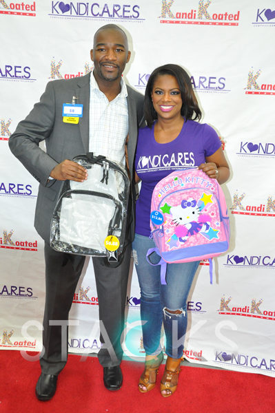 General Manager of Walmart & Kandi Burruss (@kandiburruss)
