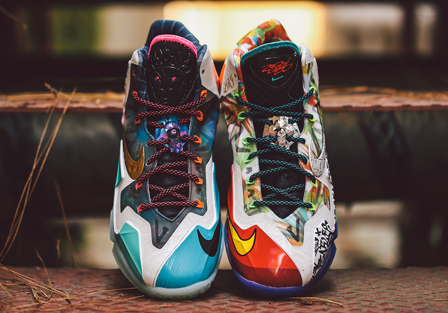 designed to the specifications; nike what the lebron 11 september 13 release