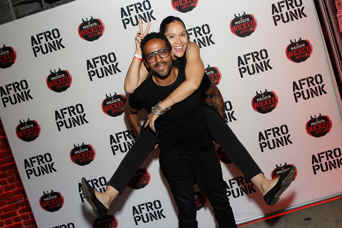 Most Wicked Promoter - Afropunk