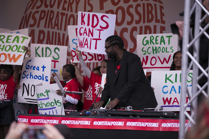 Questlove Joins NYC Officials in Fight for Better Schools ...
