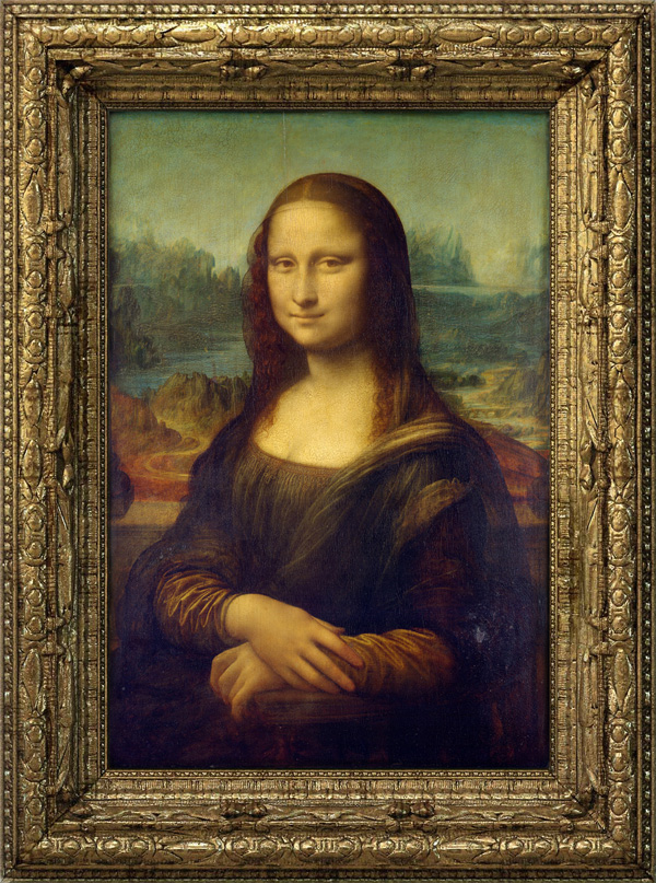 Wealthywishwednesday The Mona Lisa Most Valuable Artwork In The