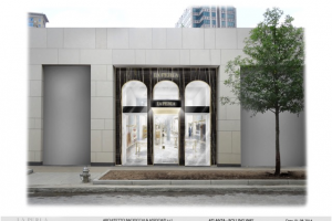 LA PERLA ATLANTA AT BUCKHEAD FACADE