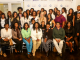 Heavenly's Angels mentoring attendees and speakers.