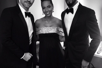 Riccardo-Tisci-and-Alicia-Keys-and-Swizz-Beats-at-Keep-A-Child-Alive-Black-Ball