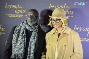 Cynthia Bailey and Peter Thomas (@cynthiabailey10 @peterthomasrhoa )
