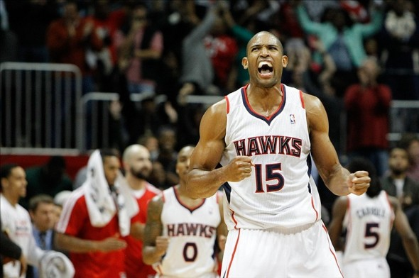 Atlanta Hawks Center Al Horford Was Named The NBA Eastern Conference Player Of Week For Games Played January 12 Through 18