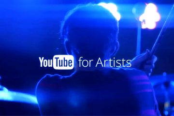 youtube-for-artists