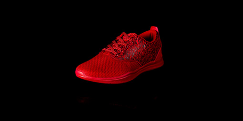 T-Raww Runners red